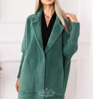 Pehme mantel/jakk Alpaka