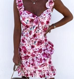 Kleit lilleline