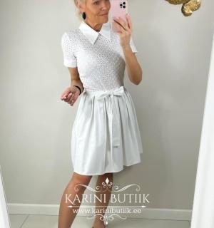 Kvaliteetne kleit ( vööga )