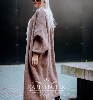 Alpaka mantel/jakk pikk