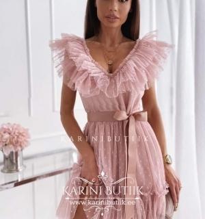 Beeš tülliga kleit