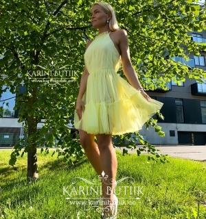 Tülliga õhuline kleit