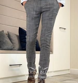 Püksid - slim straight
