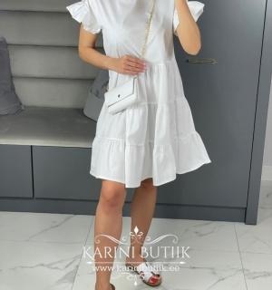 kleit + käekott