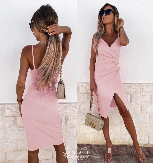 Lõhikuga kleit