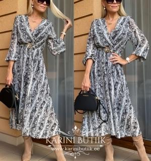 Vööga kleit