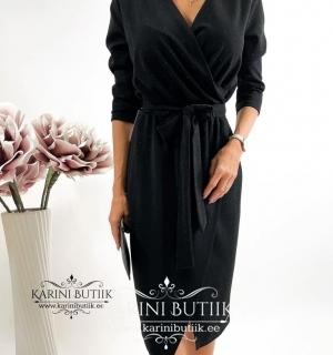 Kleit õrna sädelusega