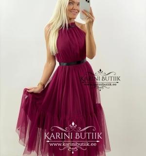 Pidulik tülliga kleit