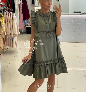Kleit vööga