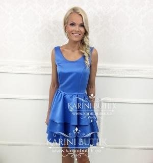 Sinine skater kleit